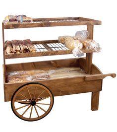 farmers market bread cart - Google Search