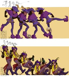 Sequences - Clopin by *Canadian-Rainwater on deviantART