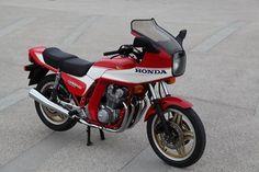Honda CB900-F2 Bol d'Or, 1983