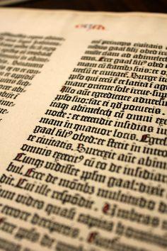Gutenberg book