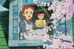 그린게이블즈의봄
