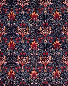 William Morris Wallpaper Print