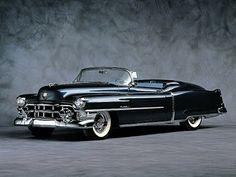 Cadillac El Dorado 1955-58