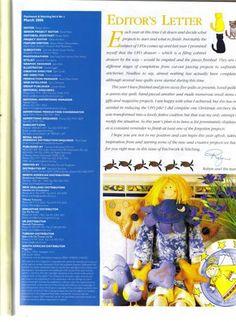 Patchwork & Stitching - Yolanda J - Álbumes web de Picasa