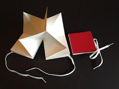 Origami lotus book how-to. Would be a good project for bookmaking or for origami Origami Folding, Origami Paper, Diy Paper, Paper Art, Paper Crafts, Lotus Origami, Origami Books, Diy Origami, Up Book