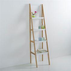 1000 id es sur salle de bain en bambou sur pinterest - Echelle en bambou pour salle de bain ...