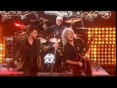 Queen and Adam Lambert See 2014 Out In Style With A London Gig For The BBC | 4 Your Excitement