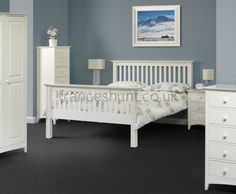 98 Best White Bedroom Furniture Images In 2019 White Bedroom