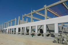 Klebl uses MEtsä Wood XL plywood to concrete elements of highest quality Concrete Formwork, Plywood, Birch, Industrial, Hardwood Plywood, Industrial Music