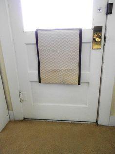 Mail Catcher Door Slot Basket Letterbox Cage Organizer