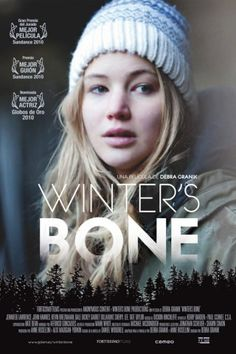 Not hard to see why Jennifer Lawrence is popular when you see this film, superb young actress Movies Showing, Movies And Tv Shows, Oscar 2011, Jennifer Lawrence Movies, To The Bone Movie, Good Movies To Watch, Lifetime Movies, Great Films, About Time Movie