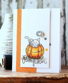 Simon Says Clear Stamps HEY PUMPKIN SSS101363 zoom image
