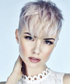 Very Short Hair Ideas & Pixie Cut 2018 - Styles Art