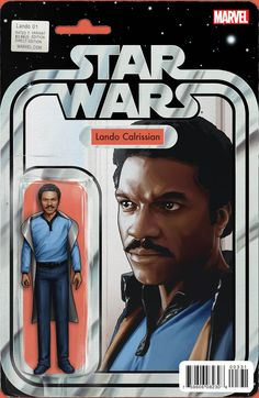 lando calrissian comic action figure variant - Google Search