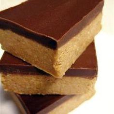 Peanut Butter Bars - Allrecipes.com