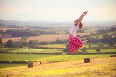 Touch the Sky - Jump #91 of #100 | Flickr: Intercambio de fotos