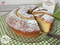 ciambellone al latte00 Cake Calories, Best Bakery, Sweet Cooking, Italian Cake, Nutella Cookies, Torte Cake, English Food, Bakery Recipes, Food Cravings