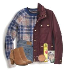"""""""*deep caption*"""" by fashionpassion2002 ❤ liked on Polyvore featuring J.Crew, Abercrombie & Fitch, ALDO, Rimmel, women's clothing, women, female, woman, misses and juniors"""