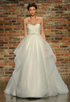 Haley Paige Spring 2014 Wedding Dresses/ Fiona