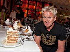 Omg those desserts!!!!!