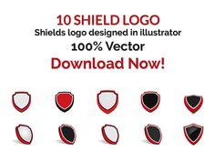 Shield – Vector Logo - https://free4all.screnter.com/shield-vector-logo/