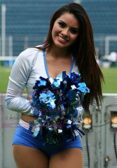 Bella Celeste Del Cruz Azul