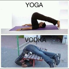 Funny memes – Never mind, I still love vodka Crazy Funny Memes, Stupid Memes, Funny Relatable Memes, Wtf Funny, Funny Jokes, Hilarious, Funny Drunk, How To Do Yoga, Just For Laughs