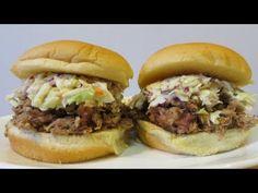 How to make Eastern North Carolina BBQ Chopped Pork - The Wolfe Pit Chopped Bbq Recipe, Grilling Recipes, Pork Recipes, Gas Grill Reviews, Carolina Bbq Sauce, Pork Sandwich, Sandwiches, Green Egg Recipes, Bbq Pork