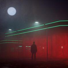 The Suerb Digital Neon Art Of Nick Kempton