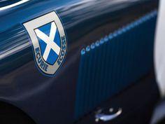 28 Photos Of A Beautiful 1953 Jaguar C-Type Works Lightweight - Airows Jaguar, Volkswagen Logo, Buick Logo, Luxury Cars, It Works, Racing, Type, Vehicles, Beautiful