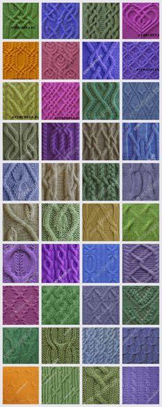 Simple and Easy Crochet Texture Stitch Kids Knitting Patterns, Baby Hats Knitting, Loom Knitting, Knitting Stitches, Free Knitting, Crochet Patterns, Knitting Needles, Bobble Stitch, Star Stitch