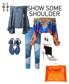 """""""Designer Balloon Sleeve Tops 