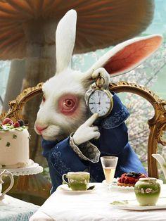 Alice au Pays des Merveilles : les personnages Plus