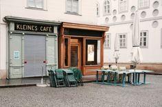 Roadtrippin Wien Kleines Cafe Franziskaner Platz Outdoor Decor, Home Decor, Vienna, Europe, Homemade Home Decor, Interior Design, Home Interiors, Decoration Home, Home Decoration