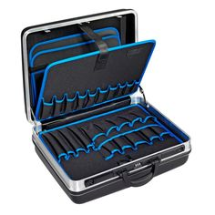 Easy Tool Case with Pocket Boards, Black