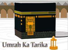 Umrah Karne Ka Tarika in Roman Hindi urdu Islamic Information, Islamic Dua, Roman