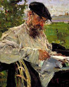 Newspaper, reading, reader / Periódico, lectura, lector (ilustración de Renoir)
