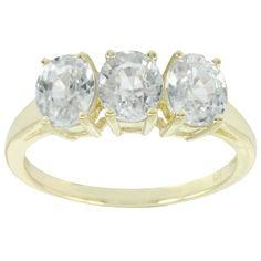 Ring van Juewlo met zirkonen. Beautiful ♥