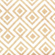 La Fiorentina - Ivory/C Lee Jofa Fabric 2430-GWF-116 Groundworks Indoor Multipurpose Fabric Beautiful Patterns, Pretty Patterns, Color Patterns, Textile Patterns, Geometric Fabric, Geometric Designs, Geometric Shapes, Geometric Stencil, Simple Geometric Pattern