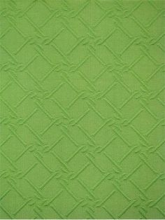 """Stepping Out Clover.  Waverly Fabric - Hacienda Haven Collection 61% cotton/39% poly multi purpose decorator fabric. Perfect for upholstery, draperies, slipcovers or top of the bead. V 3""""-H 2"""" repeat. 54"""" wide."""