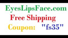 Elf Promo Code 2014: Free Shipping From CouponPlant.com