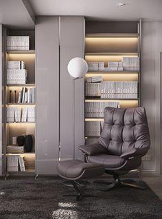 LIBRARY | BLACK OAK | MUSA STUDIO | Architecture and interior design. Tel: (+373)60-10-20-30 | www.musa.md