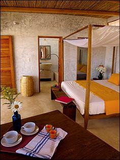 Casa Mermejita, Mazunte, Oaxaca, México.
