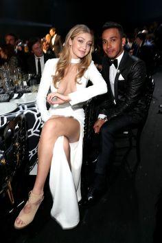 Seid ihr schon genauso verrückt nach Lewis Hamilton wie Kendall und Gigi?