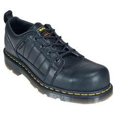 Doc Martens R12751001 Mens Steel Toe ESD Work Shoes
