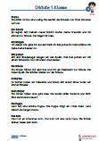 #Diktate #Deutsch 1.Klasse  #Arbeitsblätter / Übungen / Aufgaben für den Rechtschreib- und Deutschunterricht – Grundschule.  Es handelt sich um 282 Sätze und 55 Diktate, aus der 1.Klasse, die auf 17 Arbeitsblätter verteilt sind.  Schriftart: Grundschule Basic  Alle Materialien wurden in der Praxis entworfen und haben sich dort bestens bewährt. Angelehnt an die aktuellen Lehrpläne in Bayern.