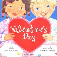 Valentine's Day by Anne F. Rockwell https://www.amazon.com/dp/0060277947/ref=cm_sw_r_pi_dp_6EHyxbB0CCT4D
