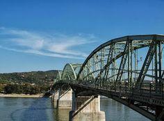 Bridge Márie Valerie, Šturovo, Slovakia