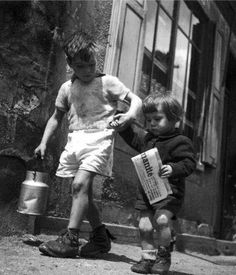 Robert Doisneau via Jan Buchanan.