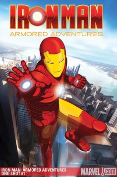 Iron Man: Armored Adventures. Ok, it's a TV show and not a movie, but it rocks, and has MLP voice actors (AJ & RD: Black Widow, Rarity: Maria Hill, Shining Armor: Hawkeye) So much nerd in 24 min.